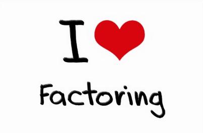 populariteit van factoring
