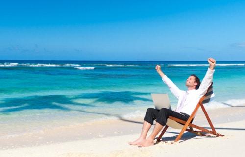 vakantiegeld als ondernemer