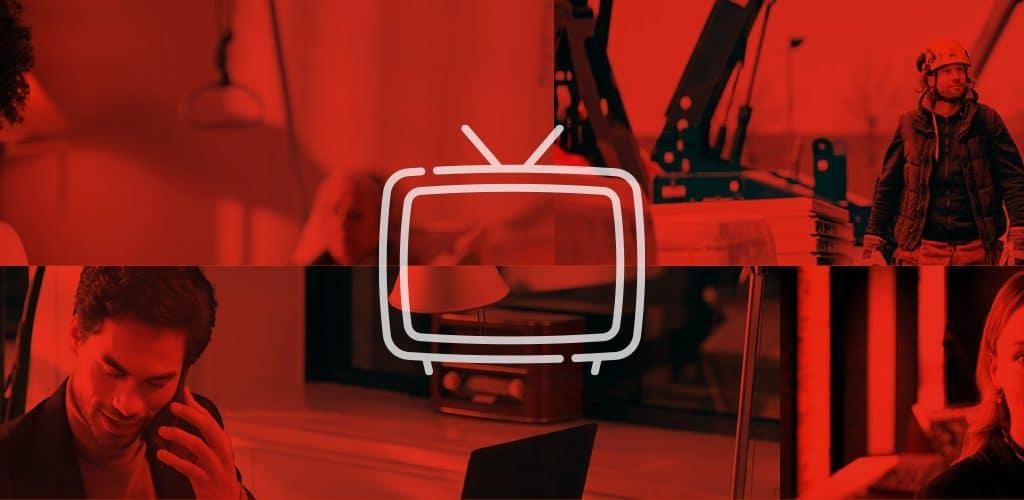 Blog persbericht tv commercial